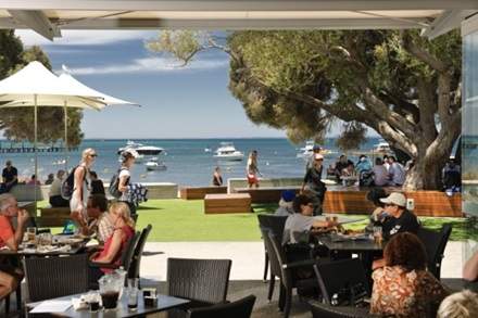 Hotel Rottnest accommodation and restaurant