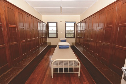 Kingstown Dormitories 2 bed