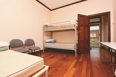 Kingstown Dormitories 4 bed
