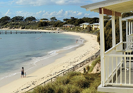 Rottnest Island Oceanview Accommodation