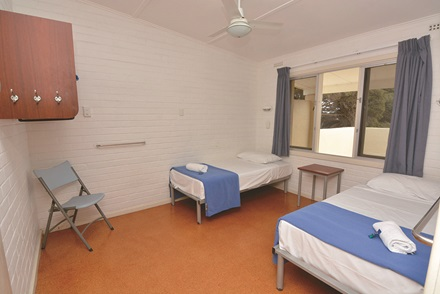 South Thomson standard accommodation bedroom two