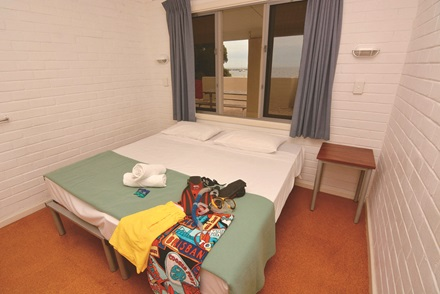 South Thomson standard accommodation bedroom