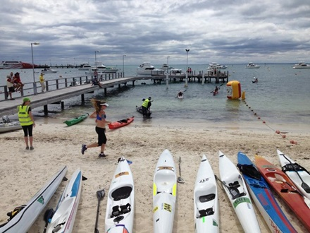 Race Around Rottnest event
