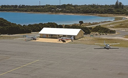 Rottnest Air Taxis at Rottnest Airport