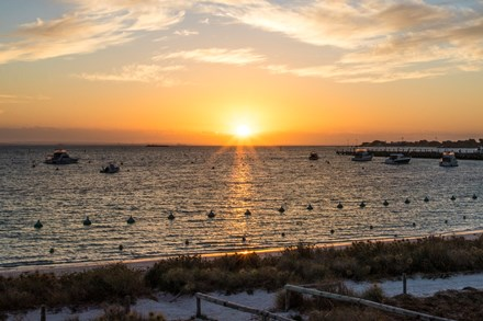 Sunset from Rottnest Island