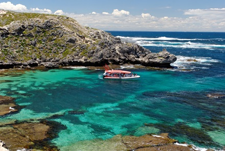 Rottnest Express Eco Express - Fish Hook Bay