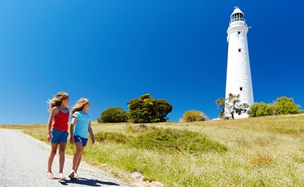 Wadjemup Lighthouse tours