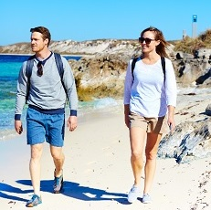 Getting around Rottnest Island